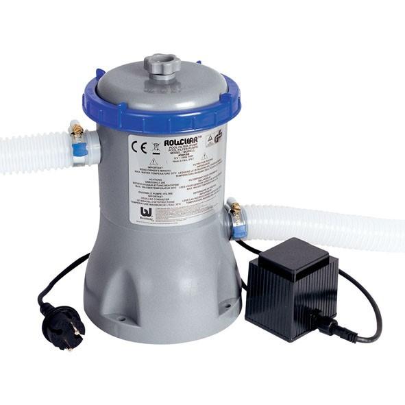 Bestway Filterpumpe Flowclear 2006 L-H 58383 GS