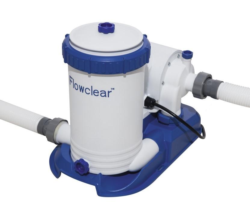 Bestway Filterpumpe Flowclear 9463 L-H 58391