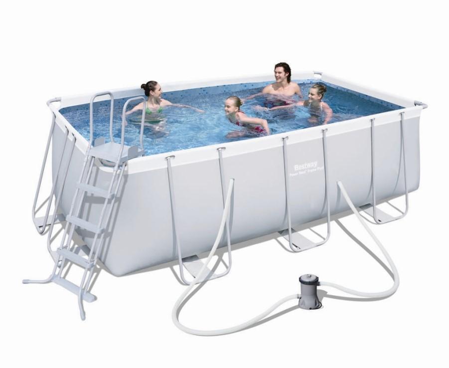 Bestway Frame Pool Set 412 x 201 56456