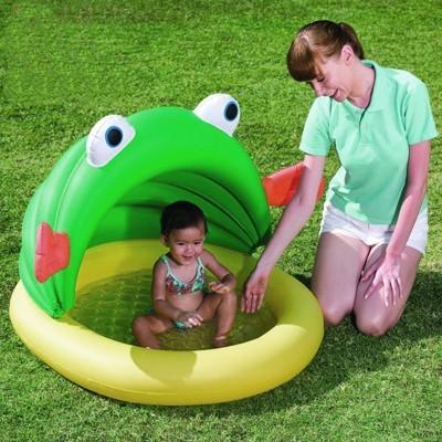 Bestway Kinder Pool Planschbecken Fish und Me 52162