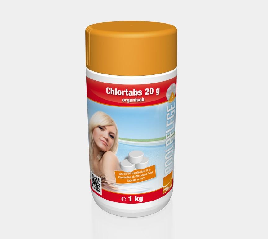 Chlortabs 20g - 56-
