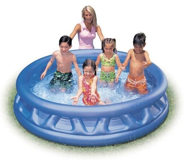 INTEX 2-Ring Pool Soft Side 58431