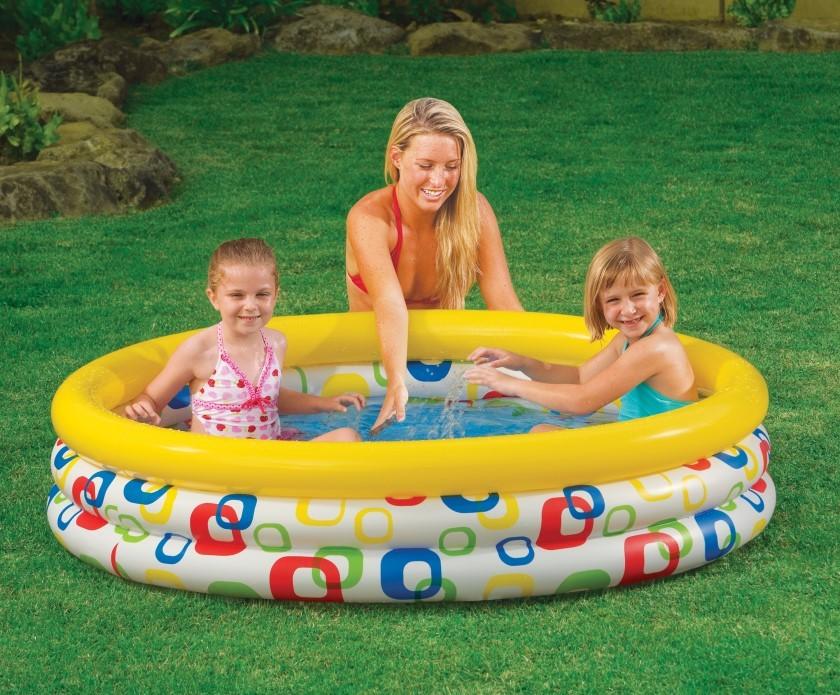 INTEX 3-Ring Pool 58439