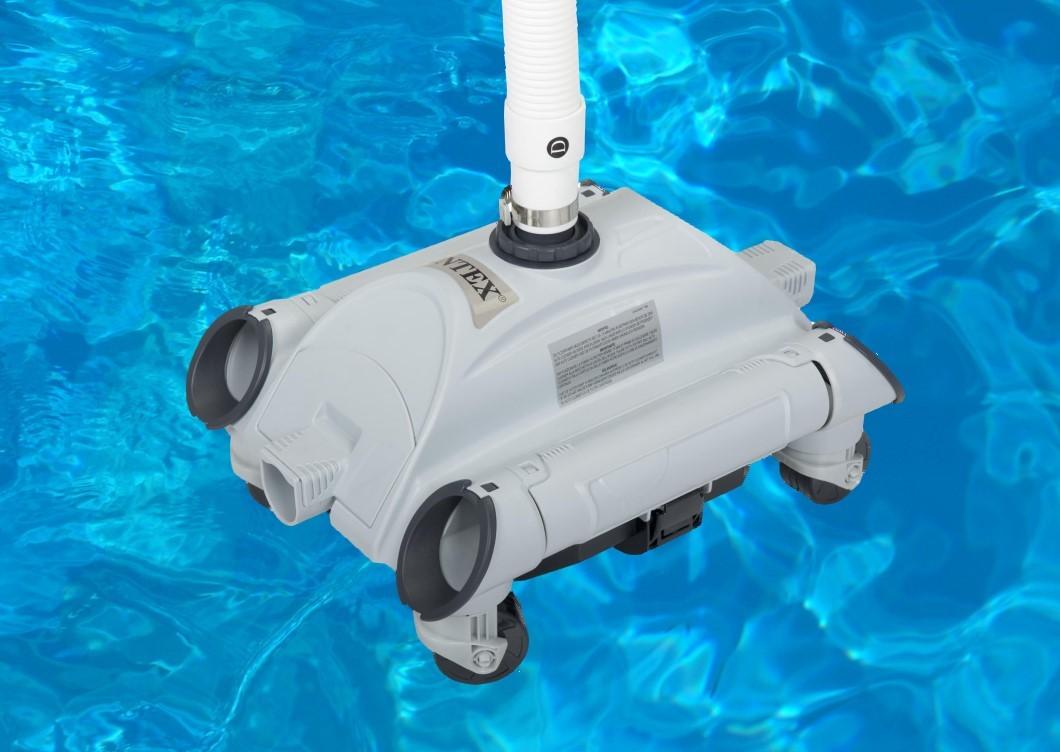 INTEX automatischer Pool Bodensauger 28001