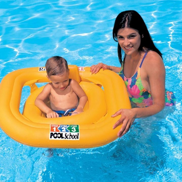 INTEX Poolschool Deluxe Sicherheitsring 79cm 56587