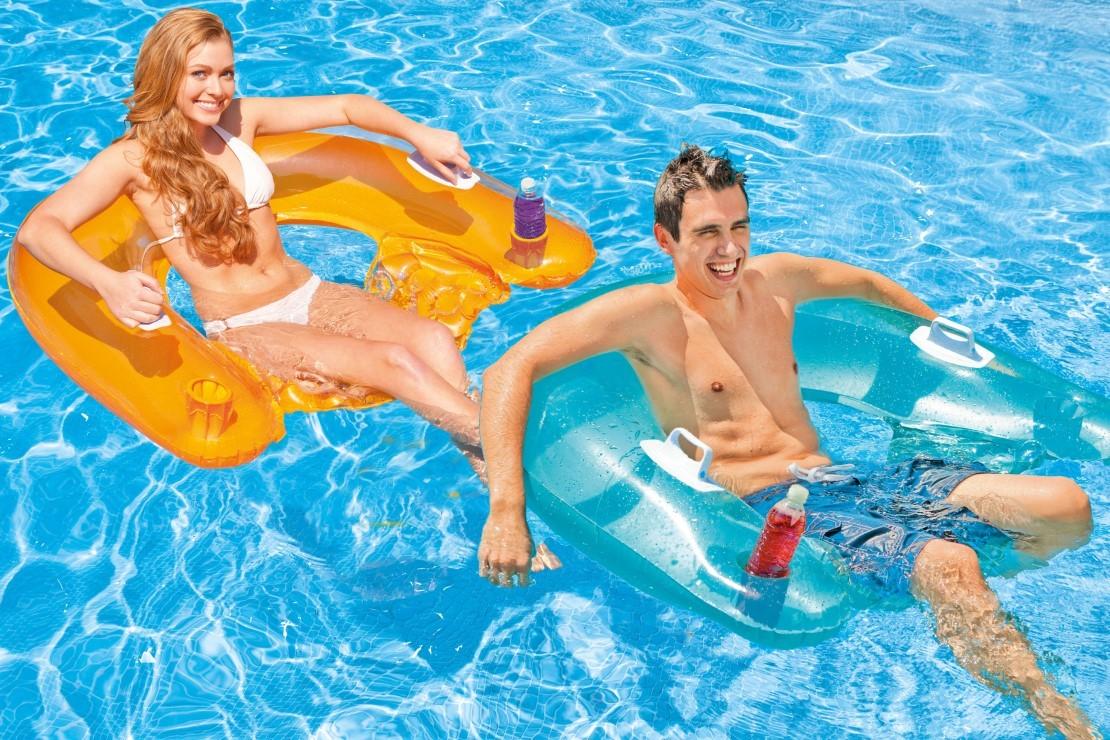 INTEX Schwimmsessel Sit und Float 58859